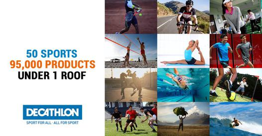 decathlon sport