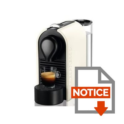 détartrage nespresso u