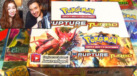 display de carte pokemon