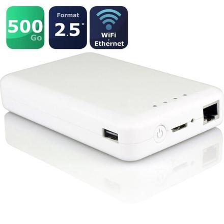 disque dur externe wifi pas cher