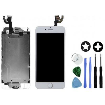 ecran iphone 6 blanc complet