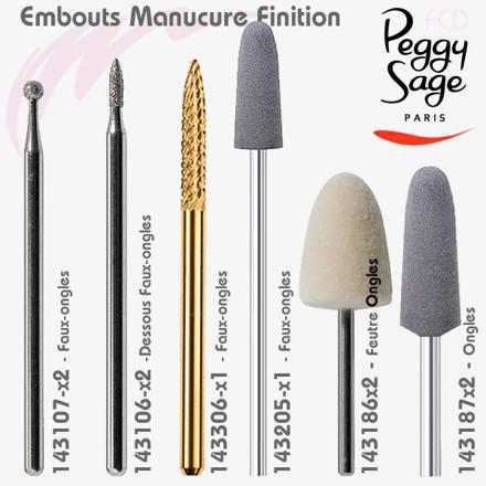embout ponceuse ongle