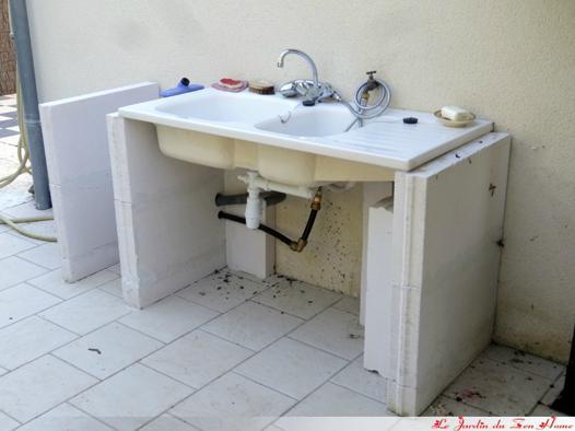 faire un meuble sous evier