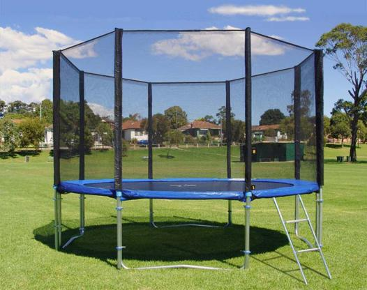 filet trampoline 8 barres