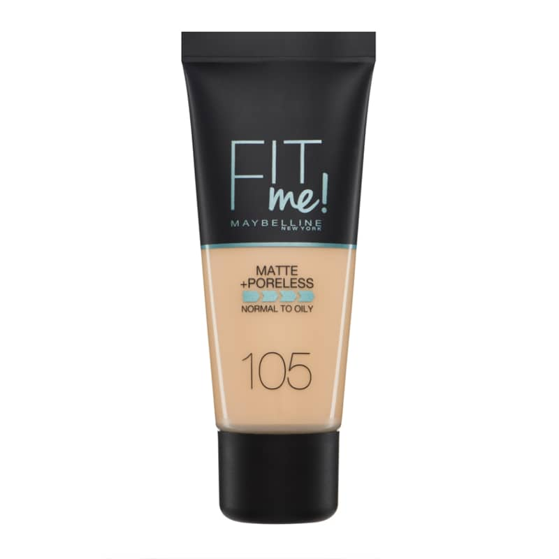 fond de teint fit me matte poreless