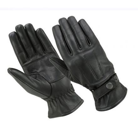 gants moto cuir homme
