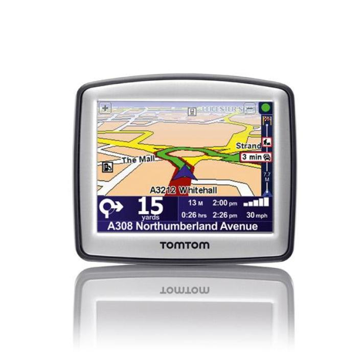 gps tomtom one