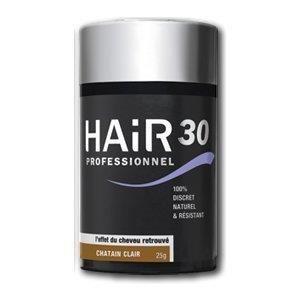 hair 30 pas cher