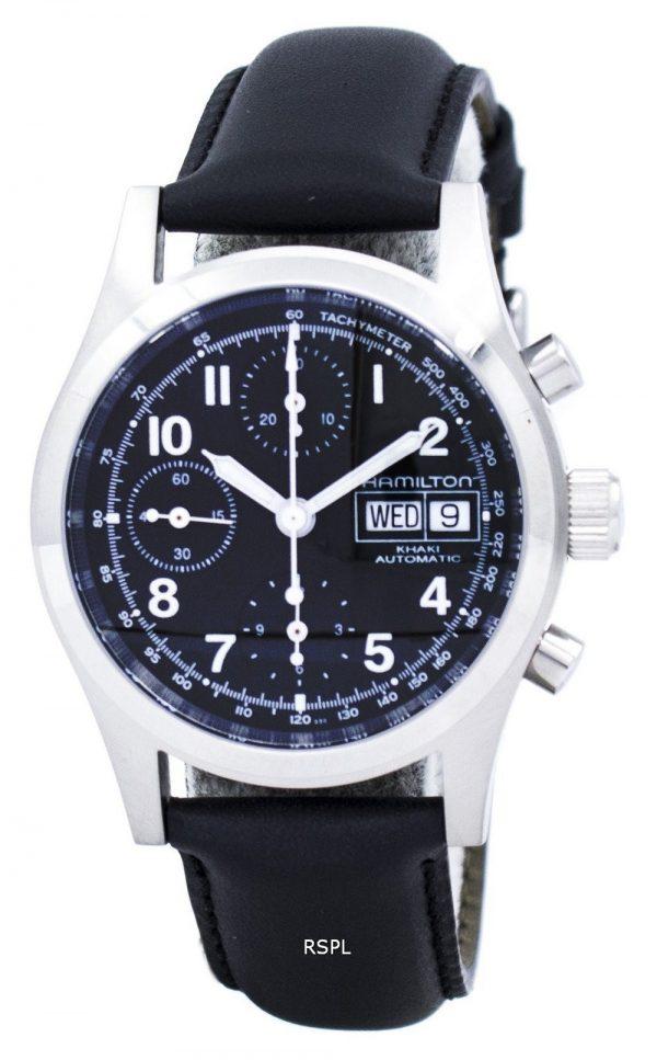 hamilton montre