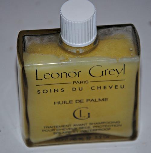 huile de palme pour cheveux