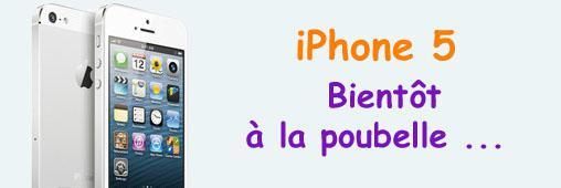 iphone 5  consommateur