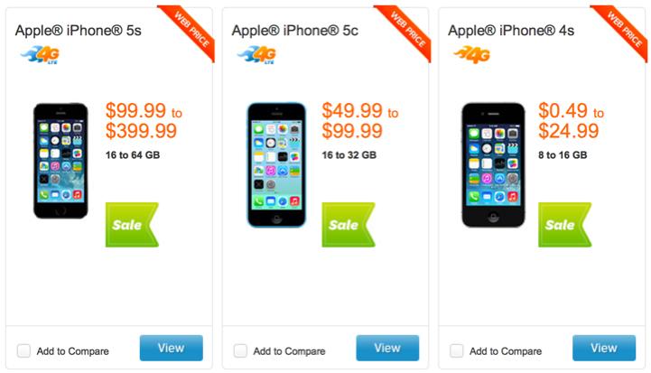 iphone 5c promotion
