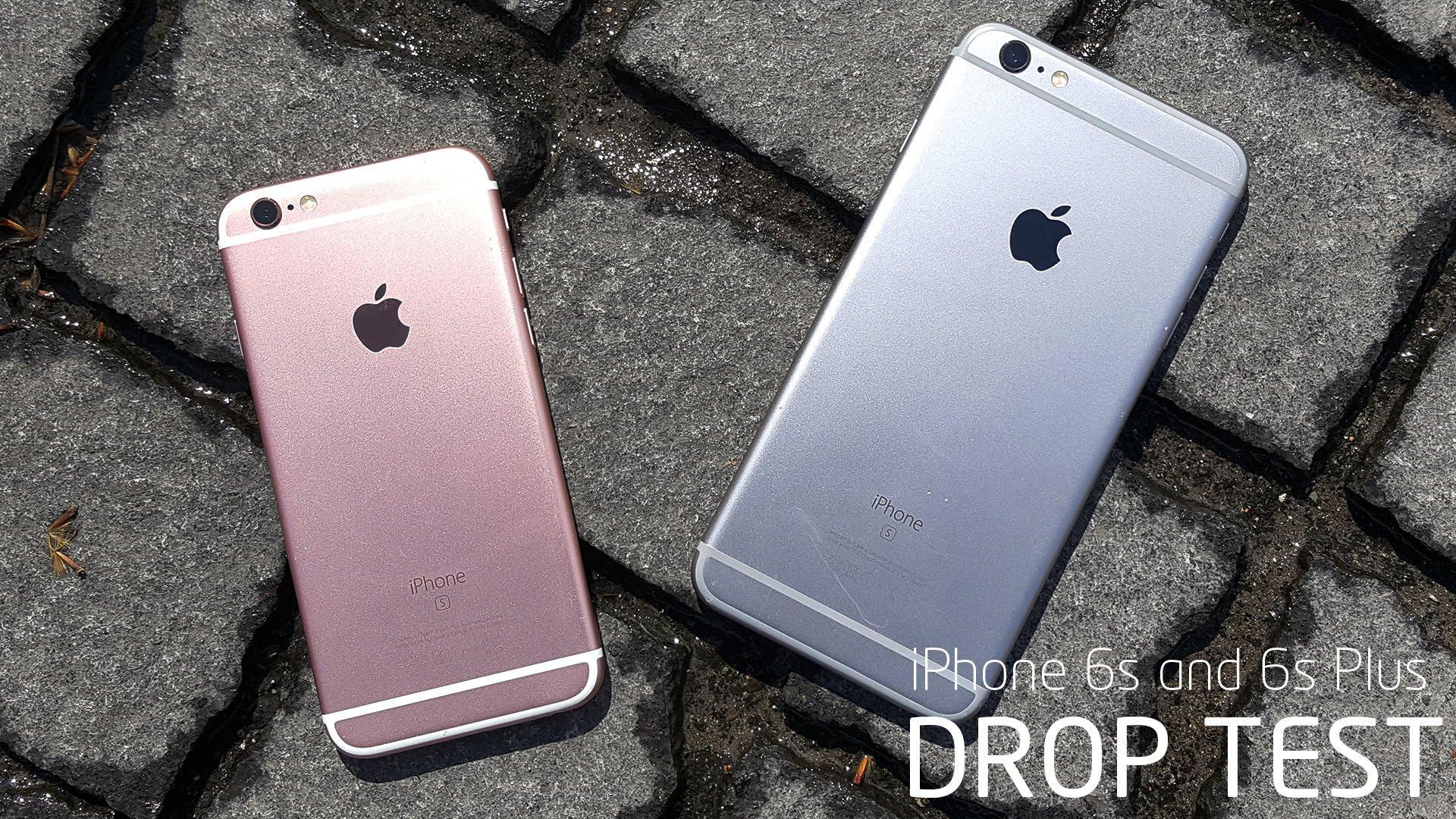 iphone 6 s test
