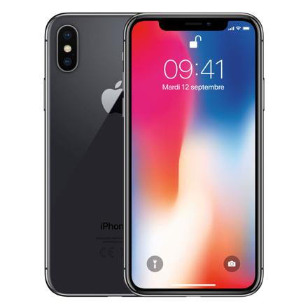 iphone x indisponible