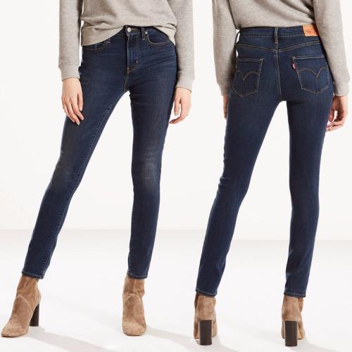 jean levis taille haute femme