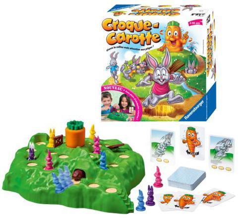 jeux de société croque carotte