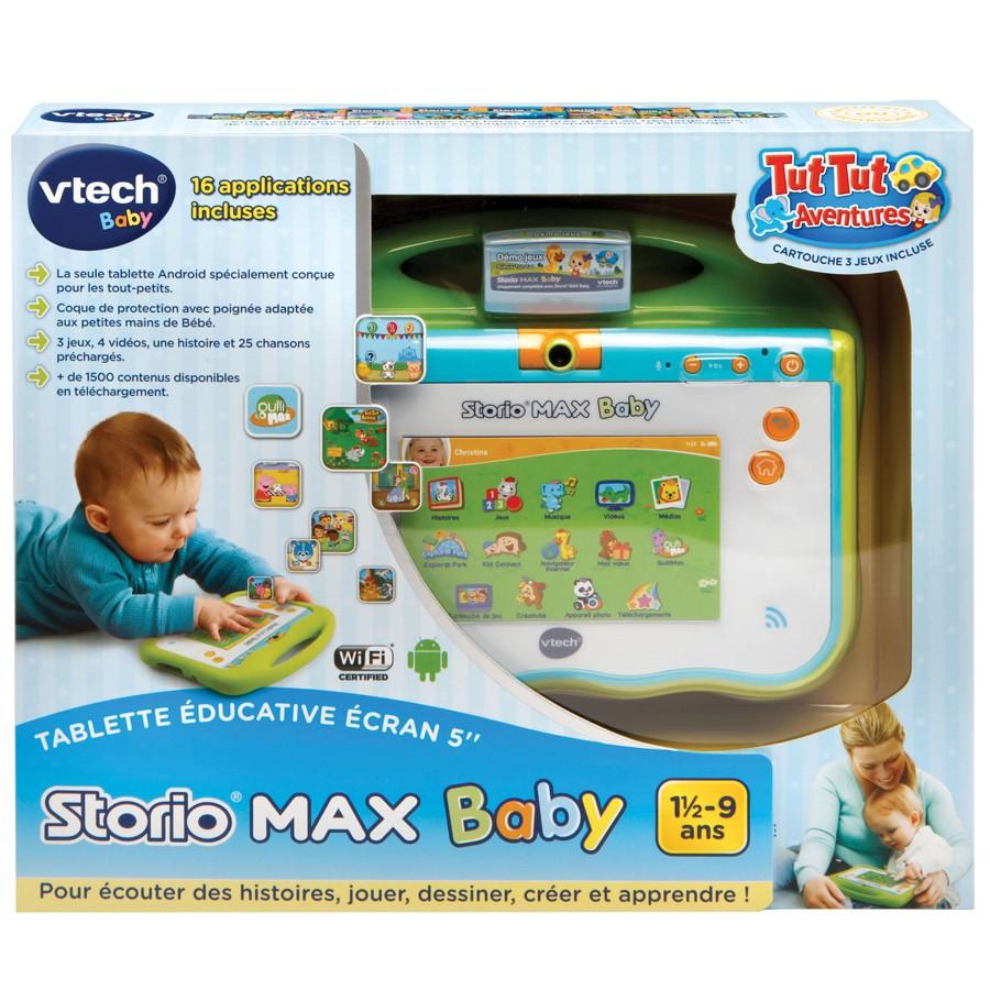 jeux storio max baby