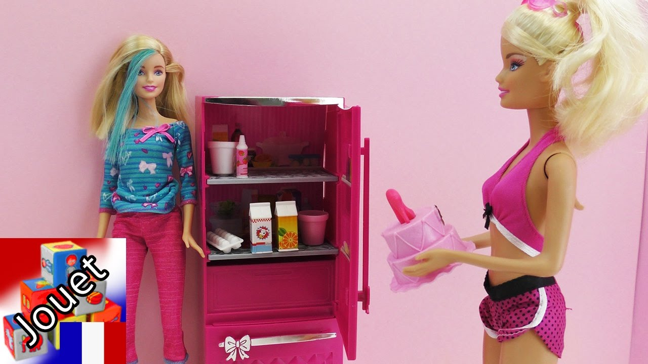 jouer au barbie