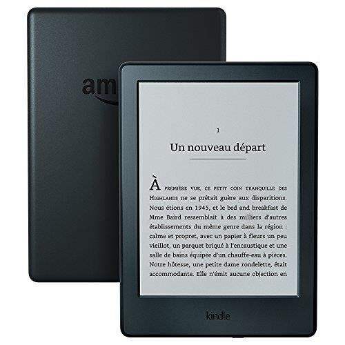 kindle liseuse