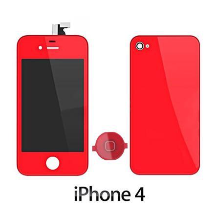 kit changement vitre iphone 4