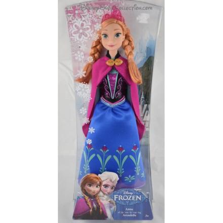 la reine des neiges barbie