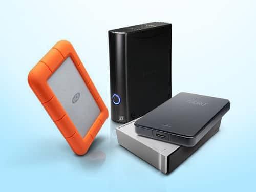 le meilleur disque dur externe