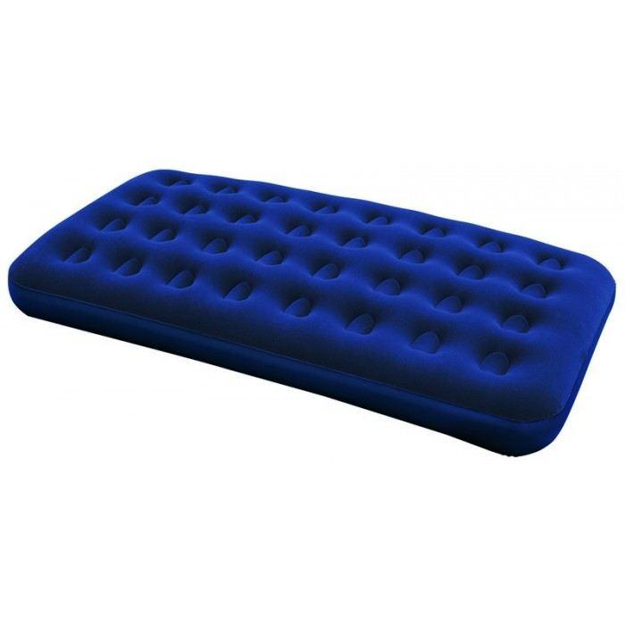 lit gonflable une place