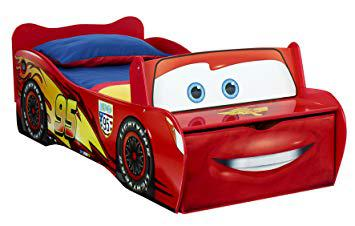 lit voiture cars flash mcqueen
