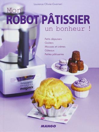livre recette robot patissier kenwood