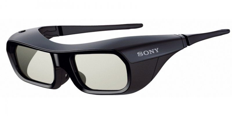 lunette sony 3d active