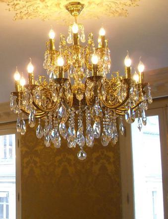 lustre pour salon marocain