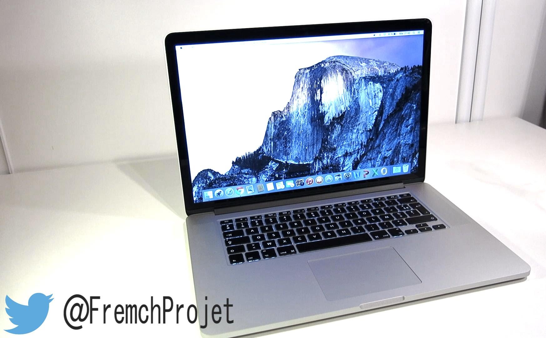 macbook pro 15 test