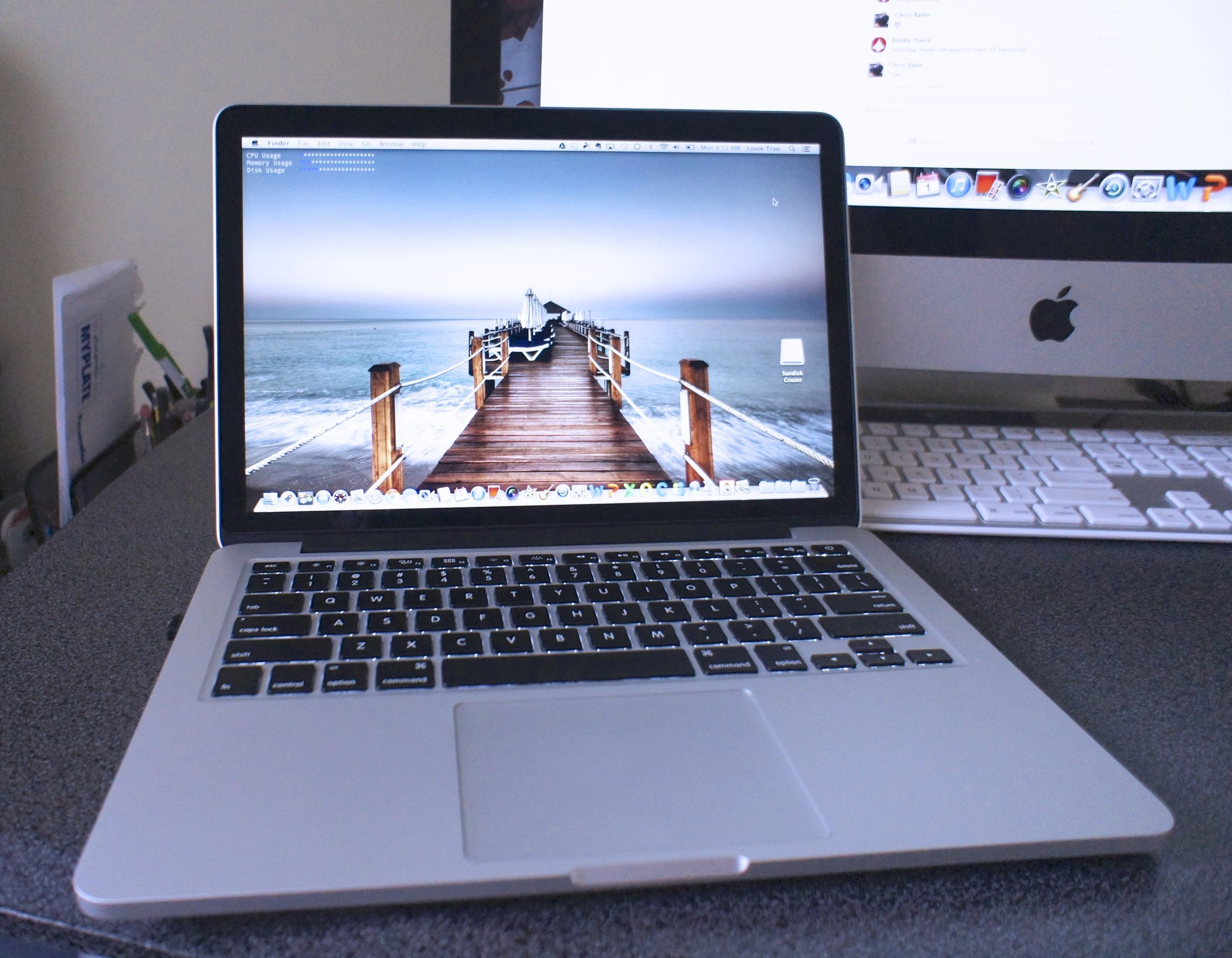 macbook pro retina 13 test