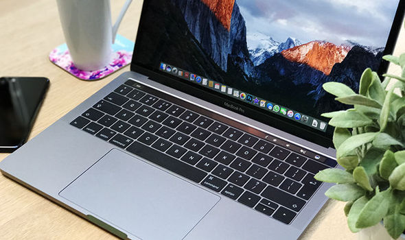 macbook pro test