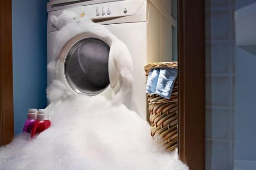machine a laver panne