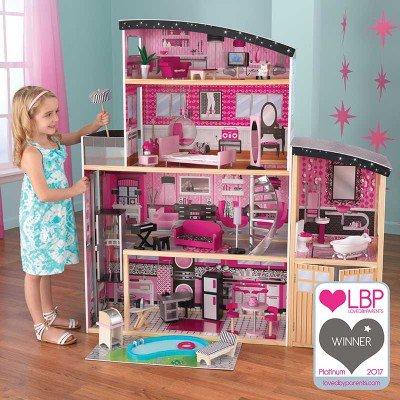 maison de barbie kidkraft