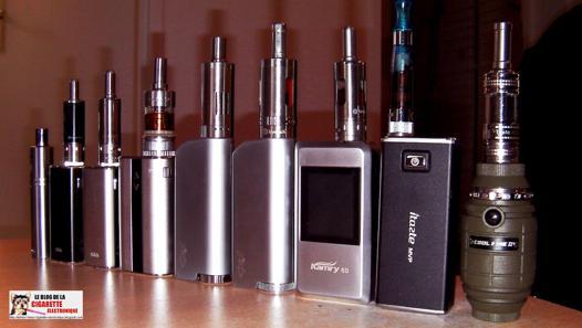 meilleur modèle de cigarette électronique
