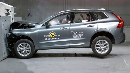 meilleur voiture crash test