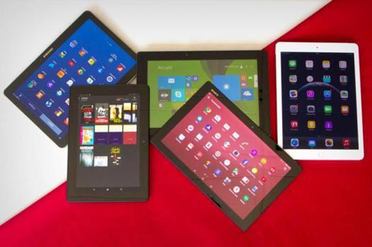 meilleures tablettes 10