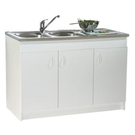 meuble évier cuisine pas cher