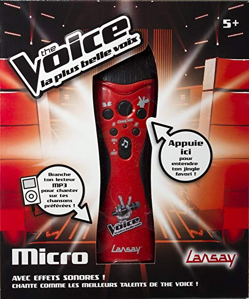 micro the voice lansay