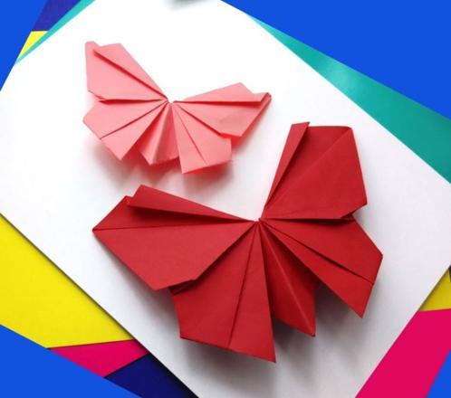 modèle pliage de serviette en papier facile