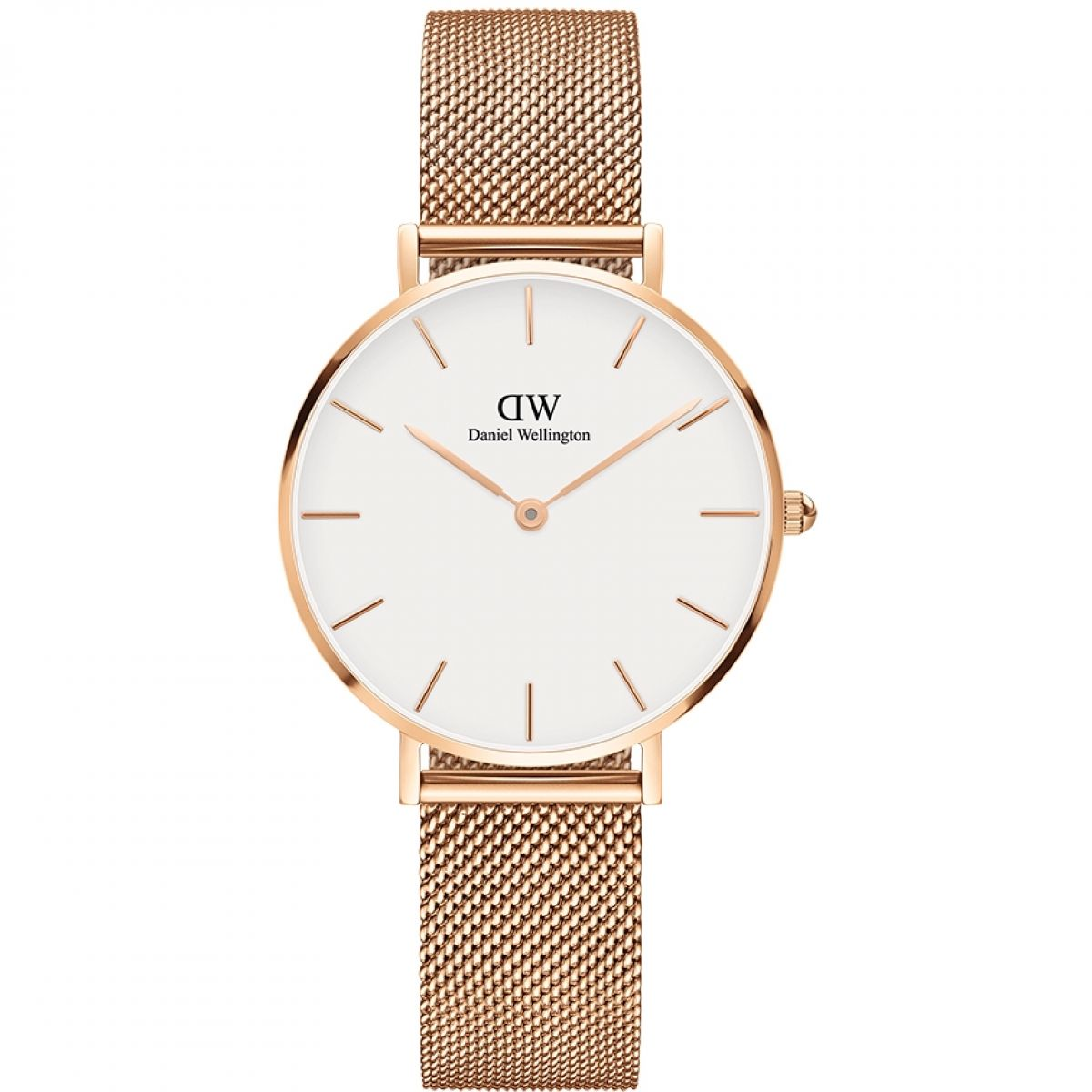 montre daniel wellington femme rose gold