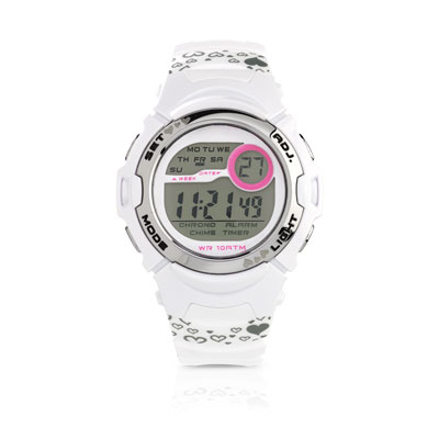 montre digitale fille ado