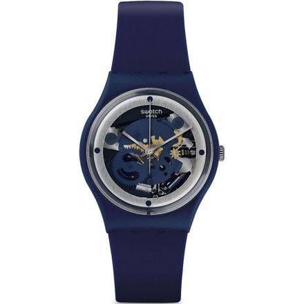 montre swatch squelette