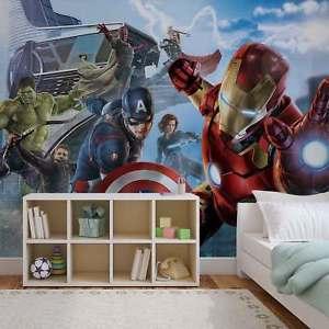 mural avengers