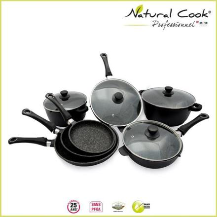 natural cook batterie