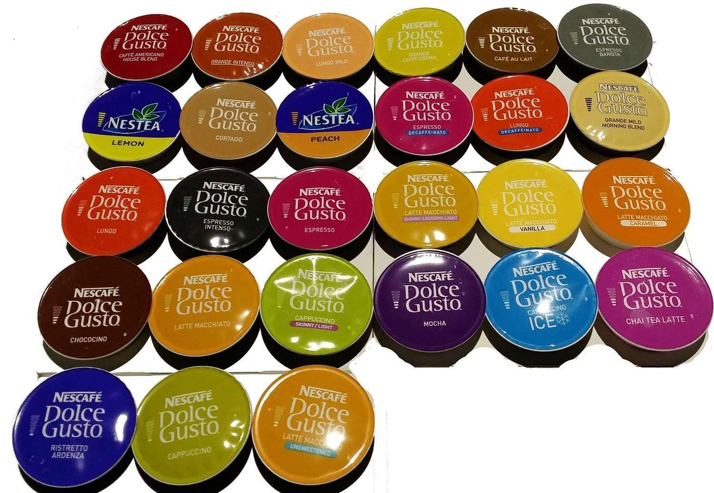 nescafe capsules