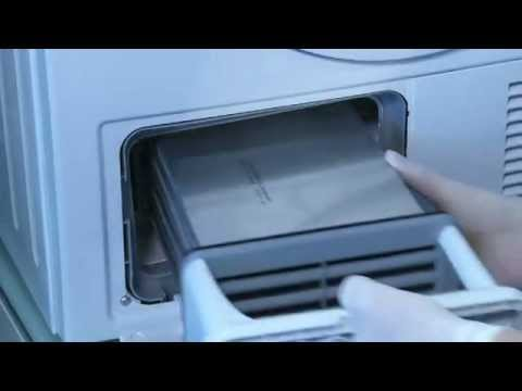 nettoyage filtre seche linge