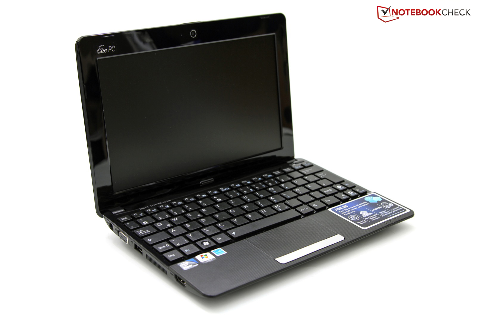 notebook asus eee pc